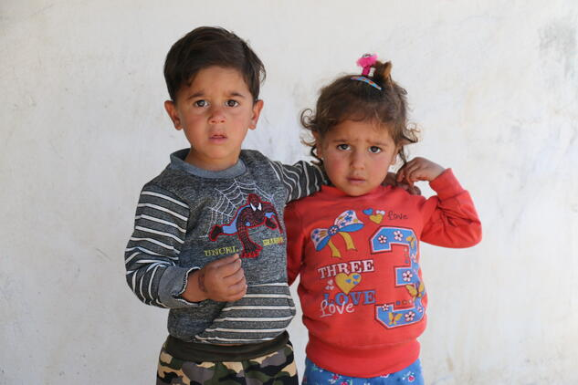 20200430_MERATH_Hygiene kits beneficiaries_Family 1_3 Halimas childrenx2